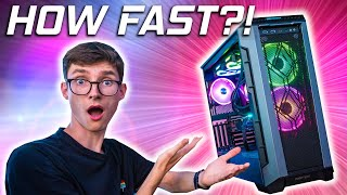 This is it! the most powerful gaming pc i've put together! intel's i9 10900k, an rtx 2080 ti strix and so much more! join centric for epic 4k ...