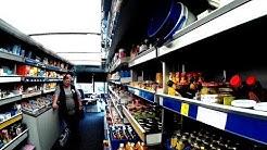 Kauppa-autossa on Tunnelmaa !!!