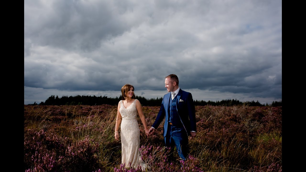 Seanan & Paul, Wedding Photography Highlights, Ghorm ...