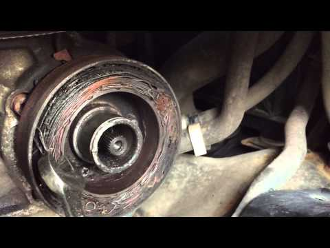 2002 Nissan Maxima: How to replace the Alternator, Idle | Doovi