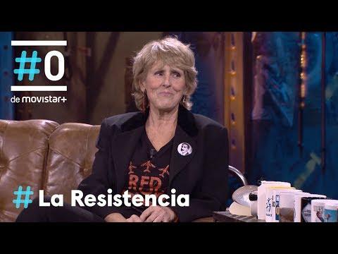 Mercedes Milá visitó «La Resistencia»