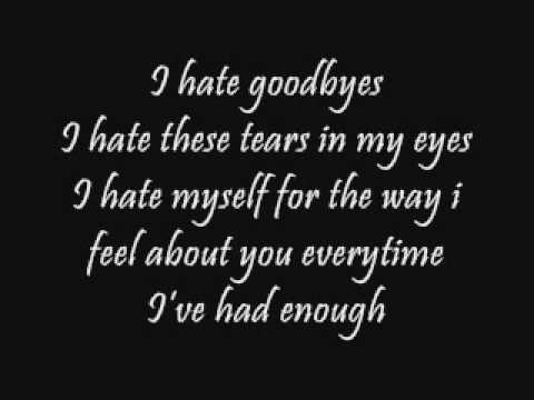 Claude Kelly - I Hate Love Lyrics