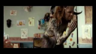 Spanish Movie: El fauno en acción (clip extendido)