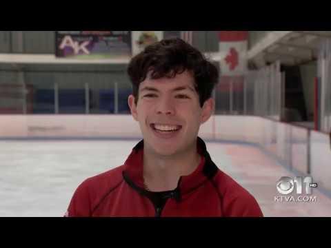 Keegan Messing is chasing Olympic dreams at the Canadian National Skating Championships
