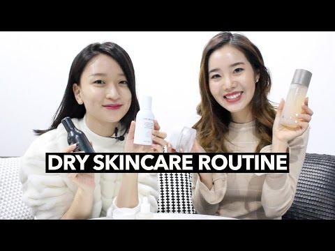 Korean Skincare Routine for Dry Skin + Tips!