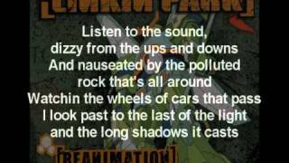 Lp frgt10 (Linkin Park - Forgotten) LyricsVid