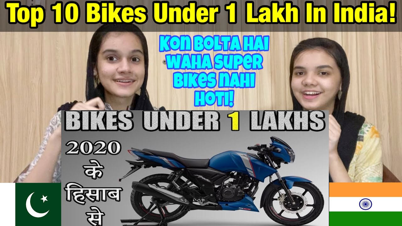 Top 10 Bikes Under 1 Lakh In India 2020 – Reaction!!!