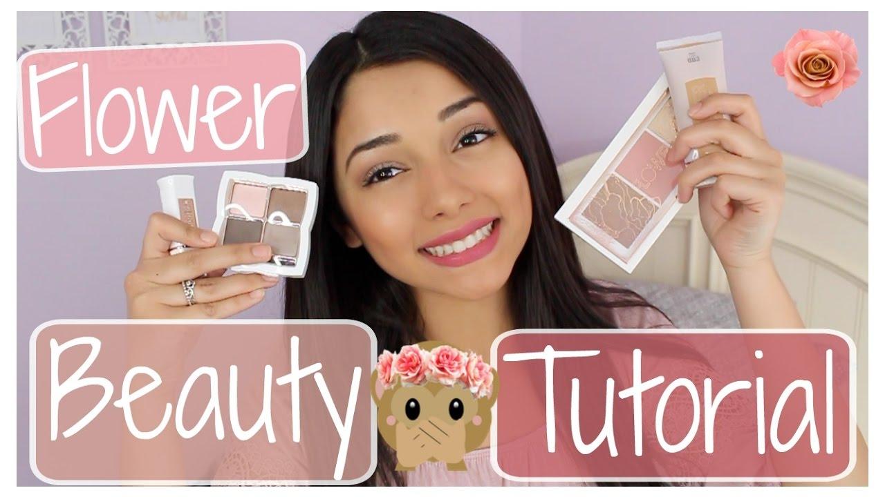 Flower beauty makeup tutorial first impressions love lei youtube flower beauty makeup tutorial first impressions love lei izmirmasajfo