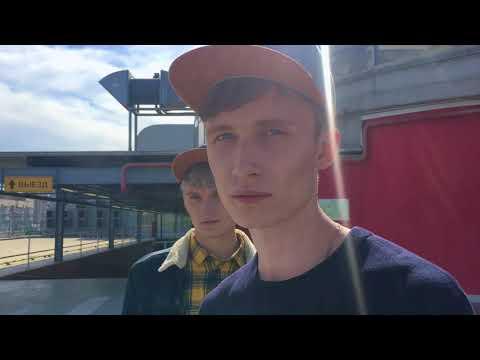 Boys video backstage