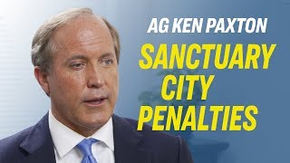 "Trump Immigration Plan ""Good For America""; Voter Fraud ""Prevalent""-Texas Attorney General Ken Paxton"
