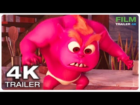 INCREDIBLES 2 Extended Trailer 2 (4K ULTRA HD) 2018