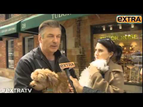 Alec Baldwin on EXTRA: Christie Has Been A Great Governor For New Jersey