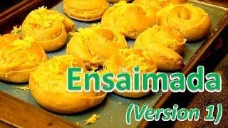 Wheat Ensaimada Rolls (Recipe Version 1)