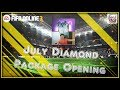 ~Ronaldo Ronaldo Ronaldo!!!~ July Diamond Package Opening - FIFA ONLINE 3 (ENGLISH)