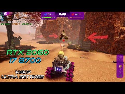 ShockRods Gameplay FPS Test | RTX 2060 | i7 8700
