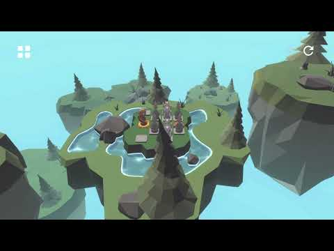 Knight's Retreat gameplay levels 1 - 16 |