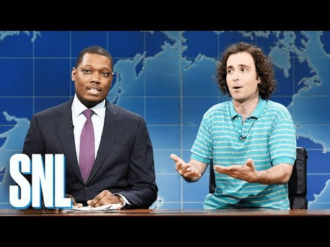 Weekend Update: Kyle Mooney - SNL