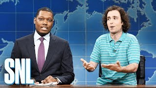 Weekend Update: Kyle Mooney - SNL