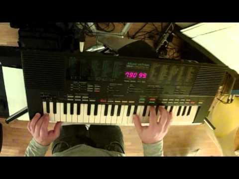 Sound Edition on Yamaha PSS 480