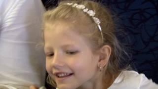 6-летняя Лиза Уханова вернулась домой!