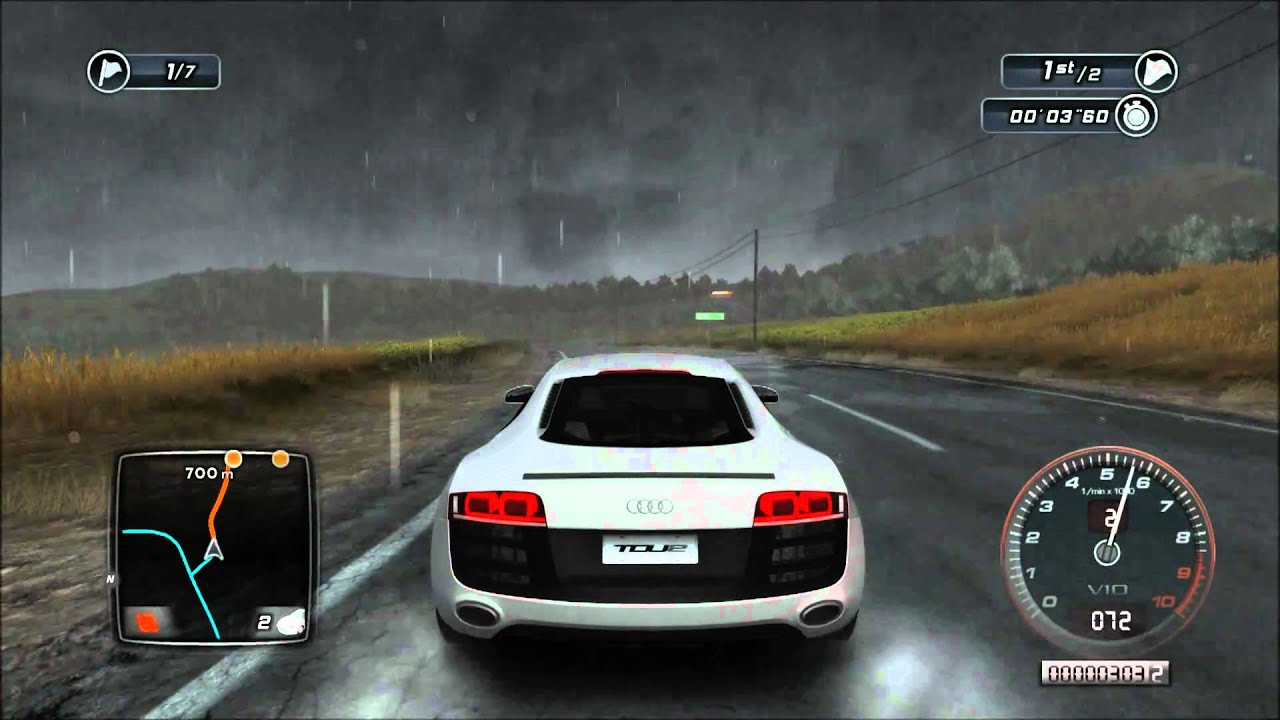 Test Drive Unlimited 2 Gameplay Pc Audi R8 Ati 5830 Maxed