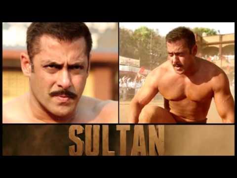 SULTAN Full Song Lyrics Video | SALMAN KHAN | Sukhvinder Singh Shadab Faridi