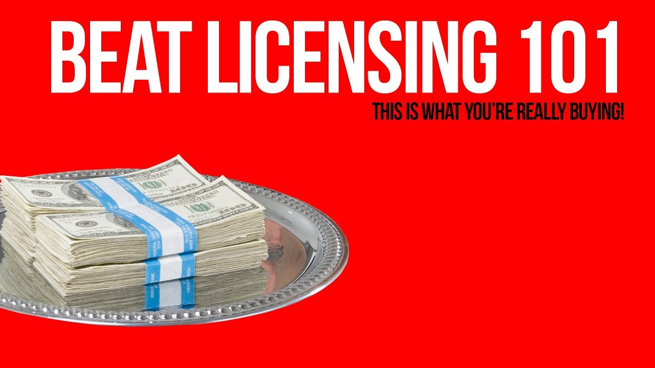 Beat Licensing 101 This Is What You Purchase Youtube