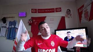 Tarek debrief Monaco Lille 2 1