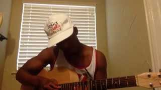 white iverson post malone isaac brown acoustic cover
