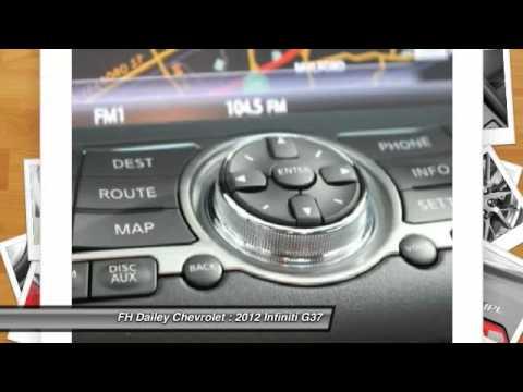 2012 Infiniti G37 FH Dailey Chevrolet - Bay Area - San Leandro CA 544