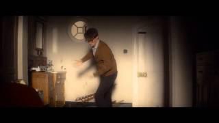 """車椅子の物理学者""""スティーヴン・ホーキング博士の半生を描いたエディ・..."""