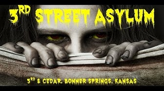 3rd Street Asylum Haunted House Trailer
