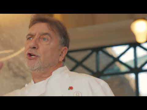 Create a sustainable dish for Business Premier with Raymond Blanc | Life at Eurostar