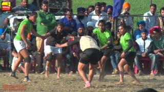 KHAIRA KALAN (Batala) ! KABADDI SHOW MATCHS - 2016 ! GIRLS | TARN TARAN vs AMRITSAR | Full HD | 2nd