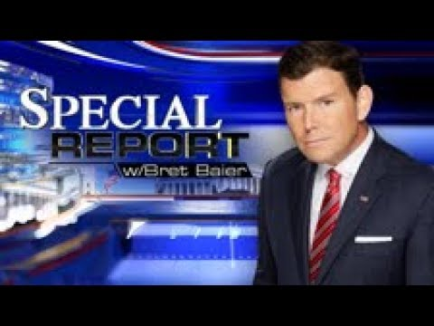 Special Report with Bret Baier 11/8/17 Fox News Channel 6PM
