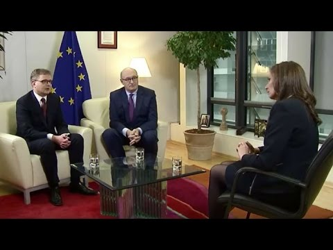 Part 4 Brussels Brexit Interview with Commissioner Phil Hogan