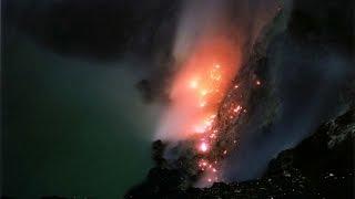 【速報】阿蘇山噴火映像【ライブカメラ】