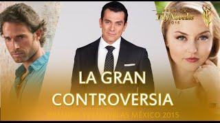 Jorge Salinas Indignado Por No Nominar a Silvia Navarro en los TvyNovelas