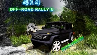 4x4 Off-Road Rally 6 - HD Android Gameplay - Off-road games - Full HD Video (1080p)