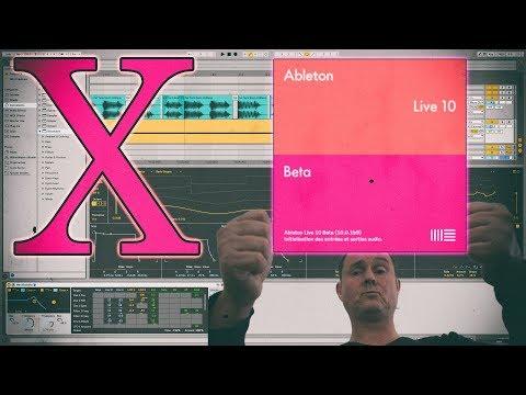 Ableton Live 10 Beta: Les nouveautés