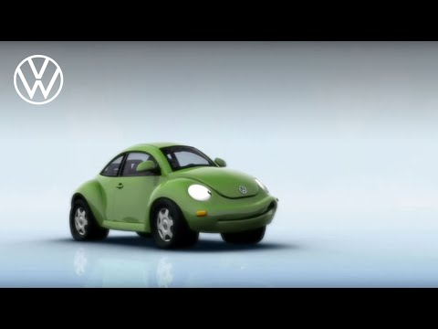 Volkswagen Animationsspot: 4 seasons