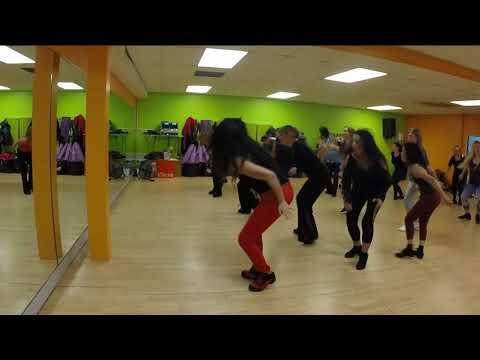 Marta Scott Dance Company - Havana - Choreography practice