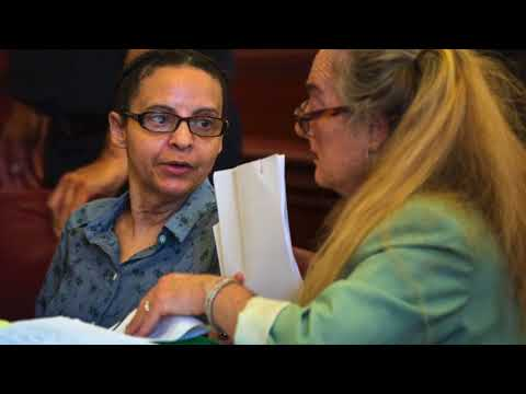 New York nanny accused of killing two children heads to court