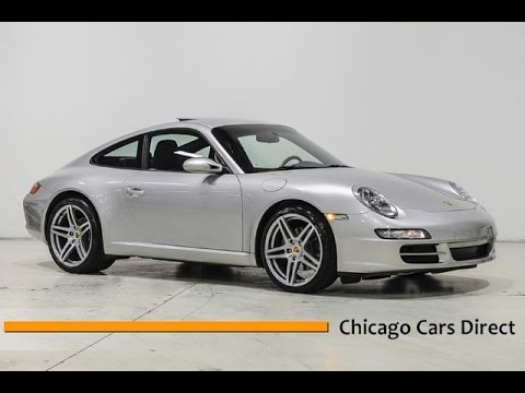 Chicago Cars Direct Presents A Porsche Carrera Coupe - Sports cars direct