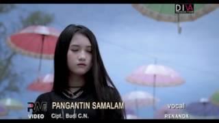 Download Mp3 RENANDA PANGANTIN SAMALAM lagu minang terbaru