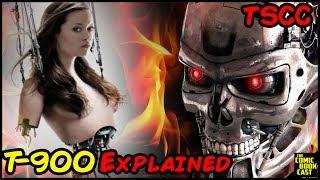 Terminator T-900 Explained (TSCC)