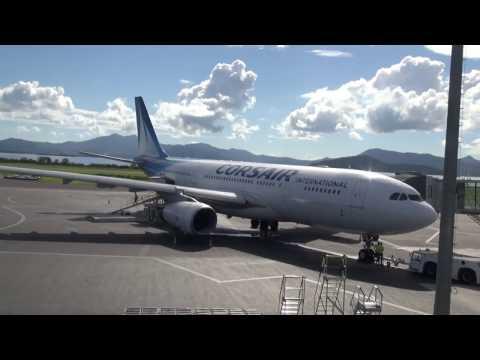 INFOS EN CONTINU : Voyager vers Mayotte avec CORSAIR.