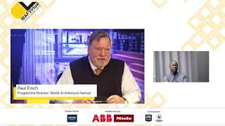 WAFVirtual 2020 - In Conversation with Sir David Adjaye, Founder & Principal, Adjaye Associates