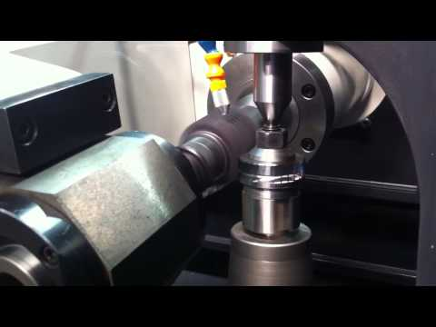 YS3116CNC5 high efficiency gear hobbing machine