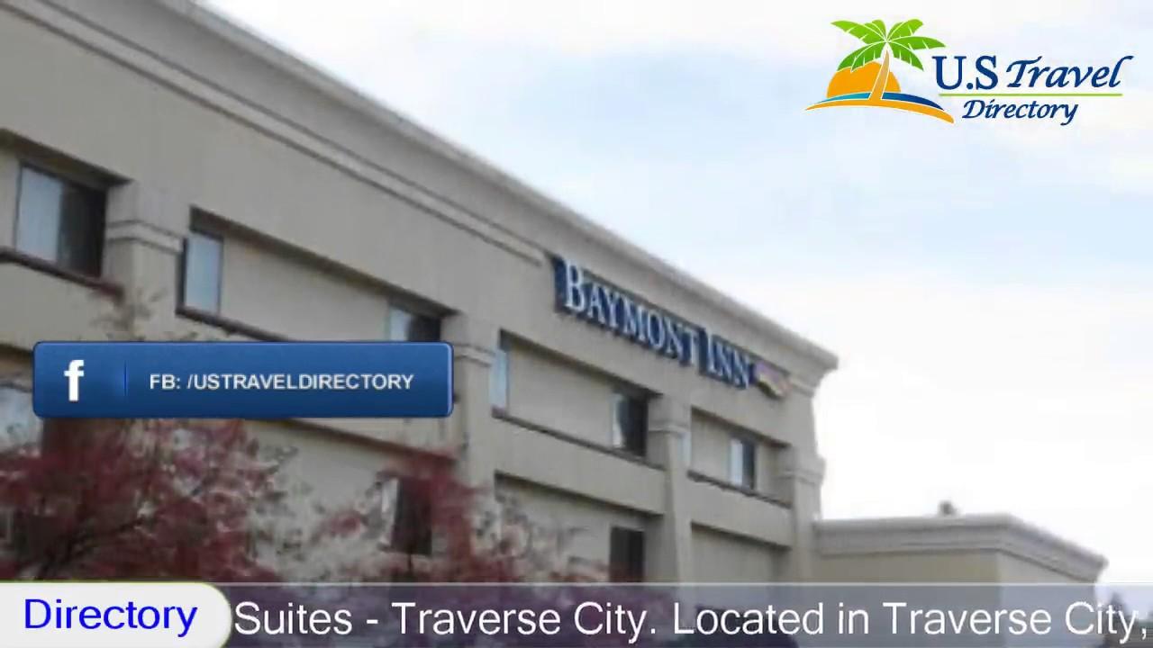 baymont inn suites traverse city 3 stars hotel in. Black Bedroom Furniture Sets. Home Design Ideas